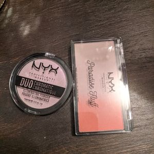 Nyx Highlighter bundle